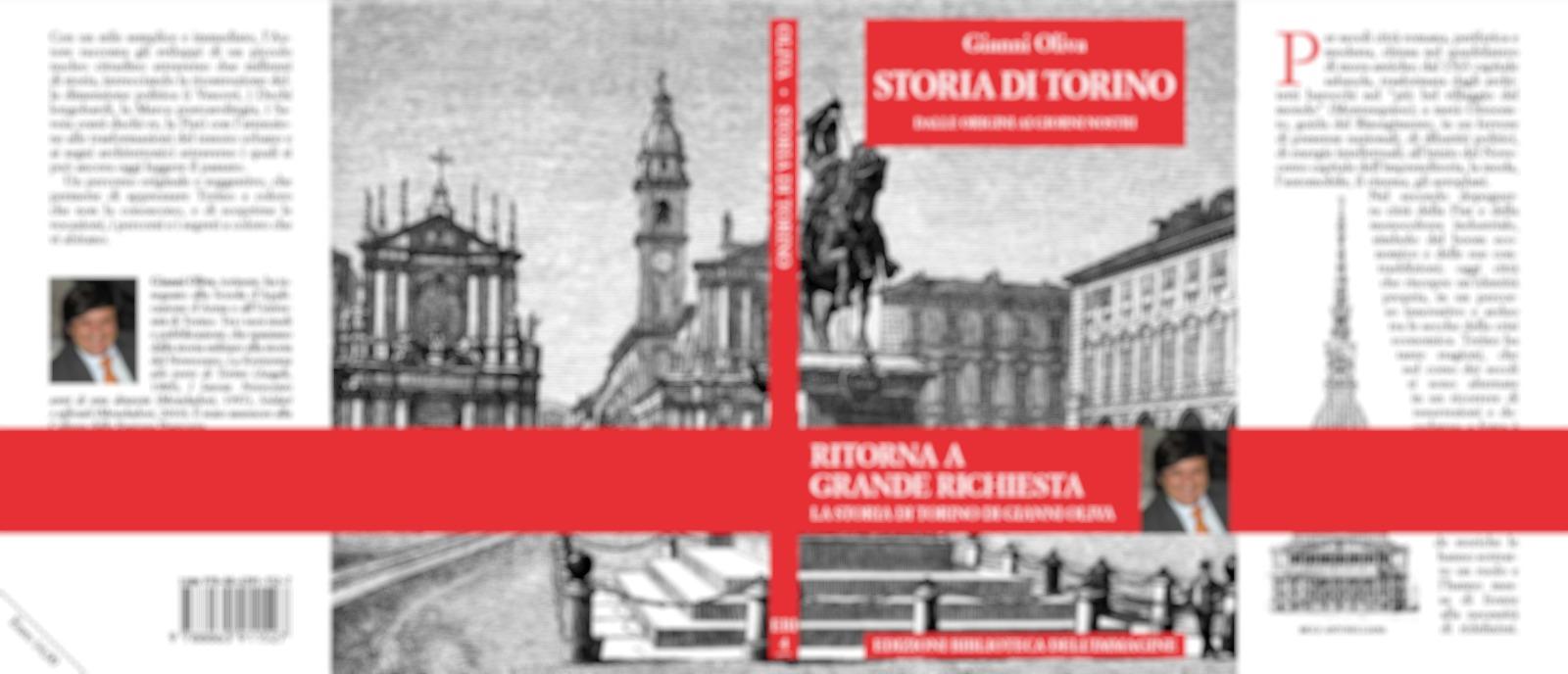 """Storia di Torino"" torna in libreria!"