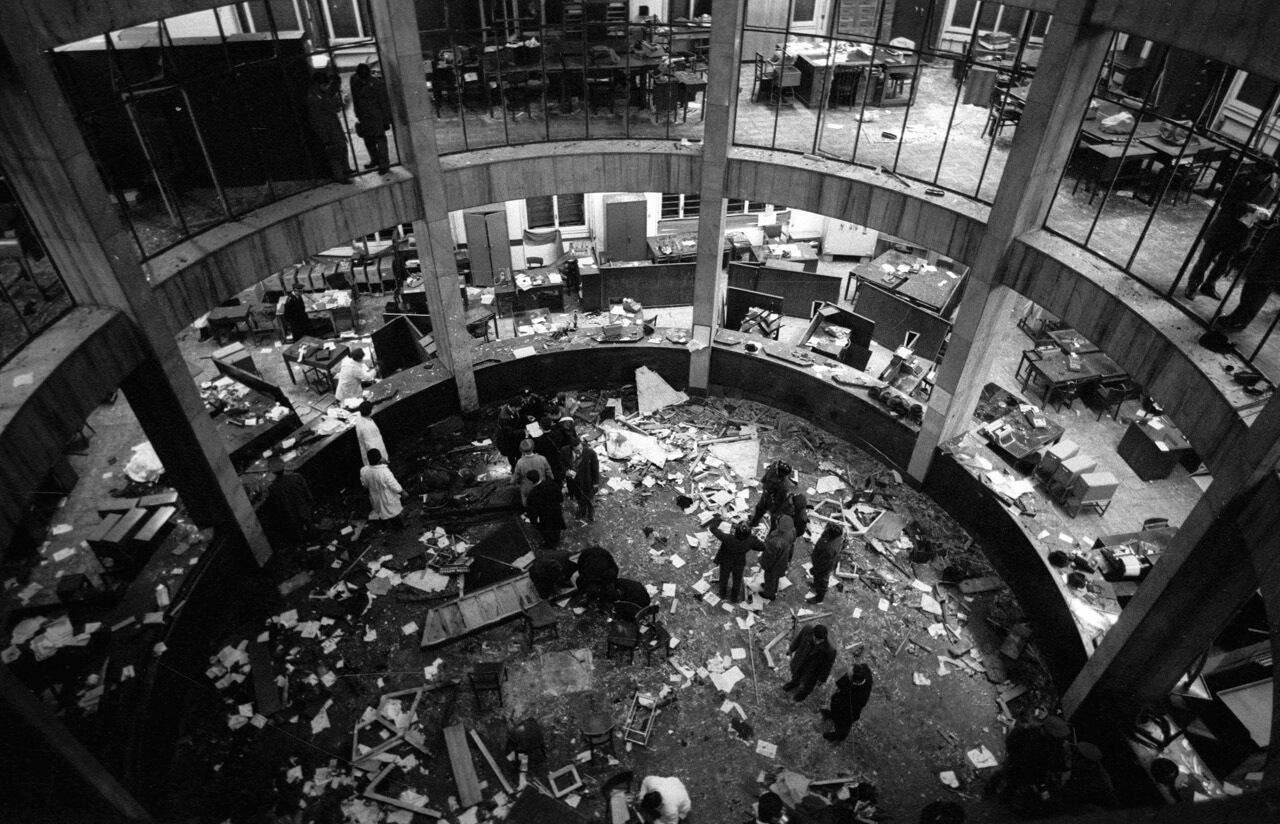 Convegno: Piazza Fontana 1969. La strage che cambiò l'Italia. 27 novembre 2019 ROMA