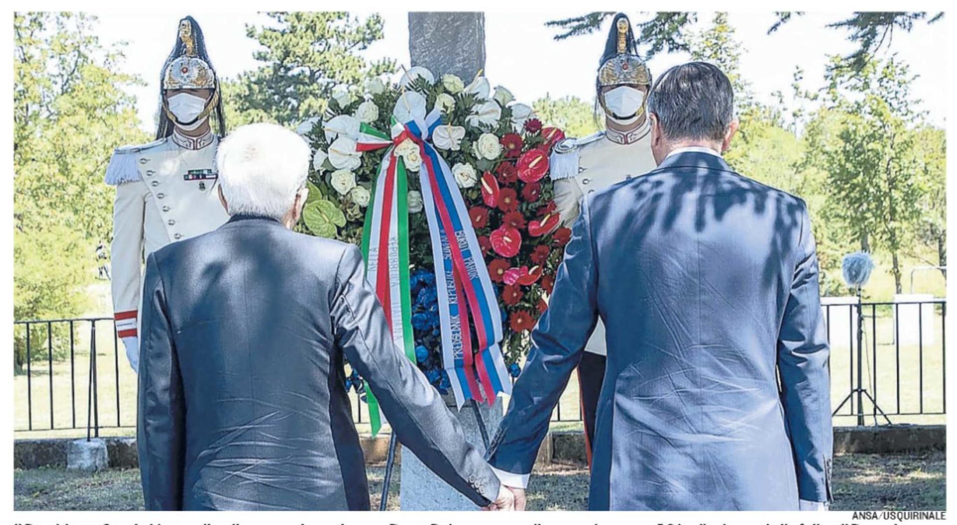 Crimini di guerra italiani in Jugoslavia la pacificazione non ha bisogno di appelli